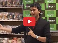 Healthy Alternatives with Chef: Vikas Khanna PART 5