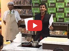 Healthy Alternatives with Chef: Vikas Khanna PART 4