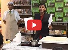 Healthy Alternatives with Chef: Vikas Khanna PART 4