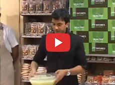Healthy Alternatives with Chef: Vikas Khanna PART 2